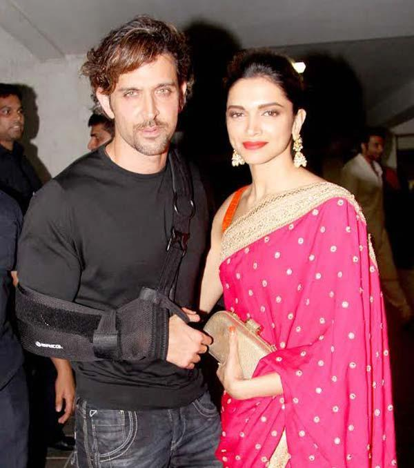 Really? Hrithik to Romance Deepika in Kabir Khan