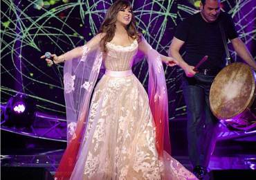 Najwa Karam molested by pervert in Kuwait