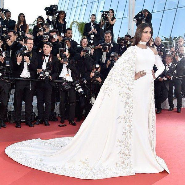 Yay or Nay : Sonam Kapoor in Ralph and Russo Couture