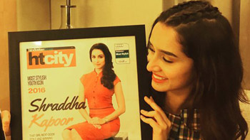 Shraddha Kapoor Is All Smiles After Winning The