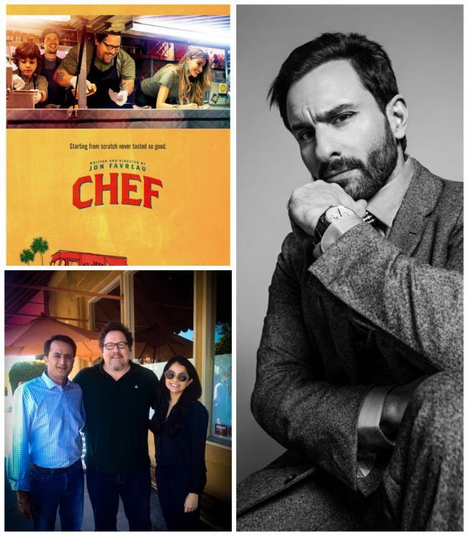 Chef remake starring Saif to go on floors in October