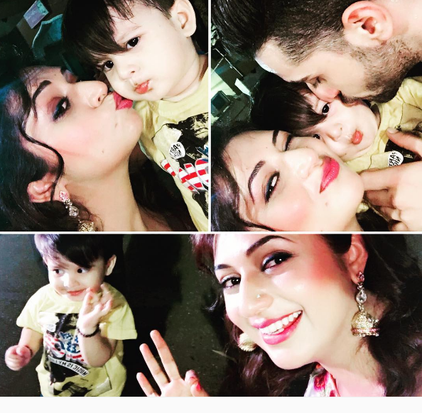 Aww! Look who magically uplifted Divyanka Tripathi