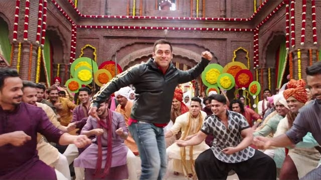 Only Salman Khan can do signature moves of