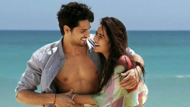 Sidharth Malhotra and Katrina Kaif will perform live together for the first time