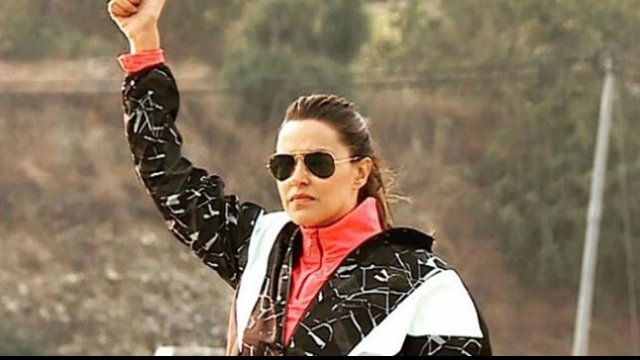 Why did Neha Dhupia walk out of MTV Roadies X4?