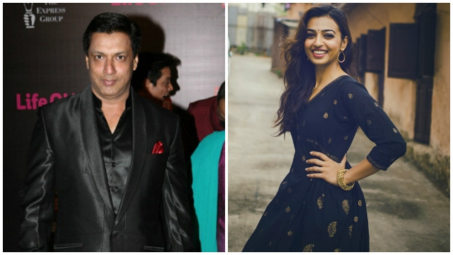 Radhika Apte is not starring in Madhur Bhandarkar