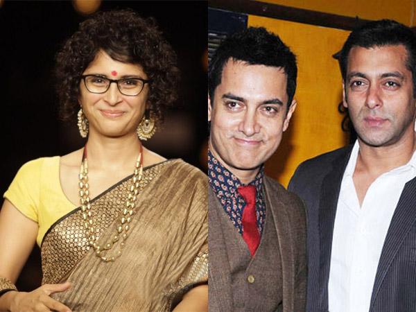 Finally Kiran Rao Speaks About Aamir Khan And Salman Khans Fight
