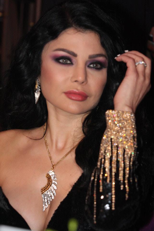 "<b>Haifa Wehbe</b> will be held guest on this week's ""Star Academy Arabia"" - 11100342haifa-wehbe-weight"